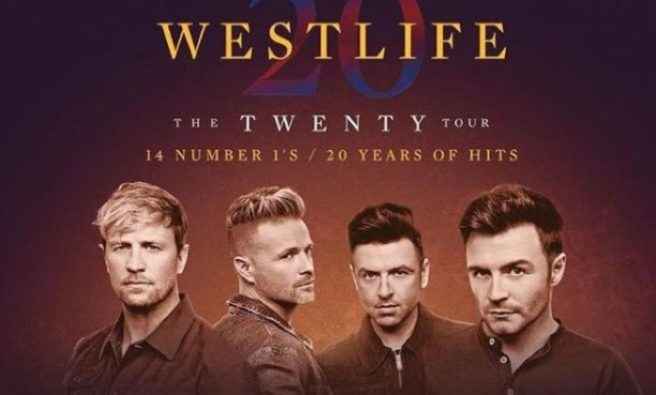 Missed out on Westlife tickets? The lads have just released more
