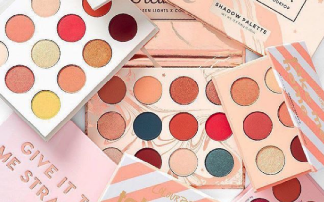 The 10 Best Eyeshadow Palettes From 2018 That You Can Still