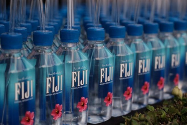 Fiji Water Girl Shemazing