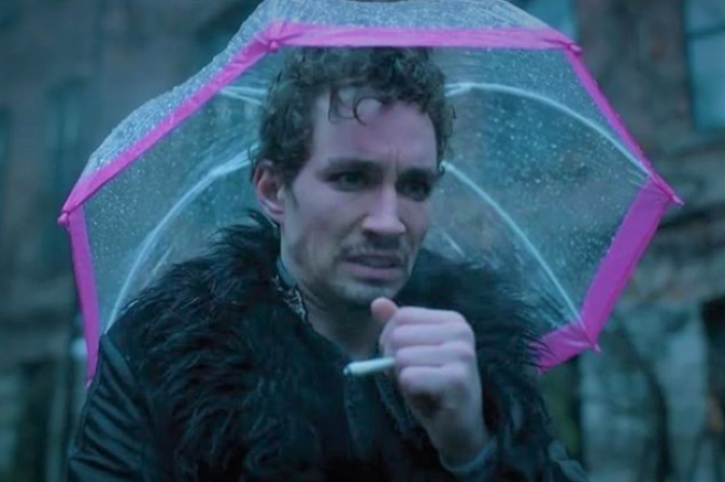The Thirst Appreciation: Klaus from Netflix' The Umbrella Academy