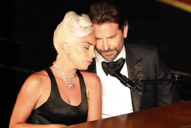4aed98b4bed victoria s secret. Lady Gaga and Bradley Cooper s  Shallow  rendition was  INTIMATE