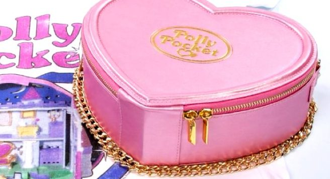 Polly Pocket bags are here and our inner '90s child is screaming