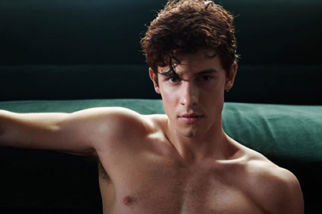 cc5230a82 The most hilarious fan responses to Shawn Mendes' Calvin Klein ad