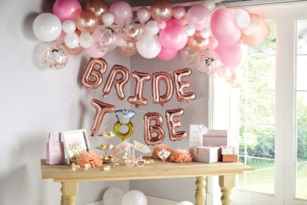 Cheap and cheerful: Aldi are releasing hen party decorations