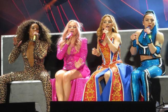 68a23ef7da2d Spice Girls fans demand REFUND after sound issues plague concerts ...