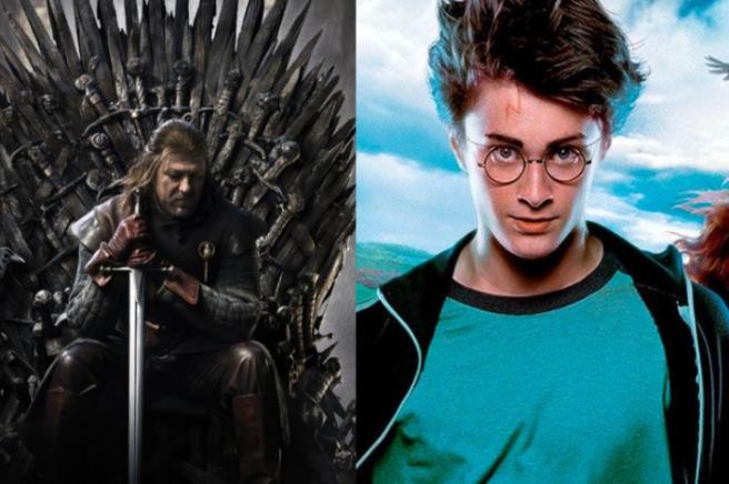 Fantasy feels: Harry Potter and GOT fans make better love partners