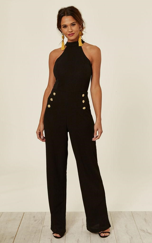 Nude Cami Ribbed Jumpsuit   Jumpsuits   Femme Luxe