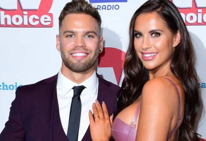93627b8e3 Love Island's Dom Lever got a HUGE tattoo of wife Jess' face on his arm