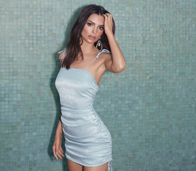 4f182c3ed3 Nasty Gal x EmRata features ready-to-wear separates such as tops, skirts,  trousers, dresses, jackets, and more.