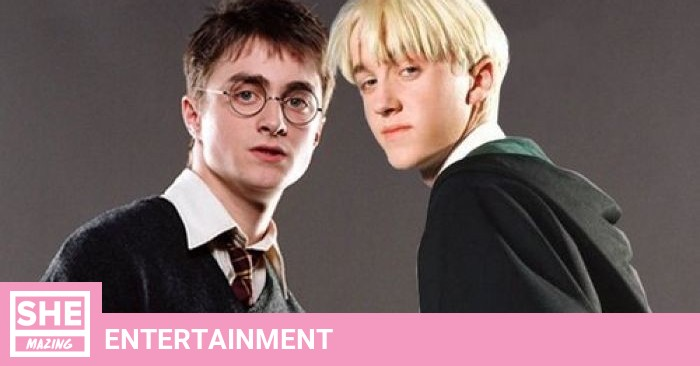 Tom Felton says Harry Potter was obvs 'in love' with Draco