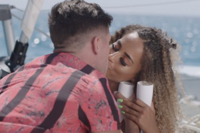 Love Island's Amber Gill makes dig at Michael Griffiths on Greg date