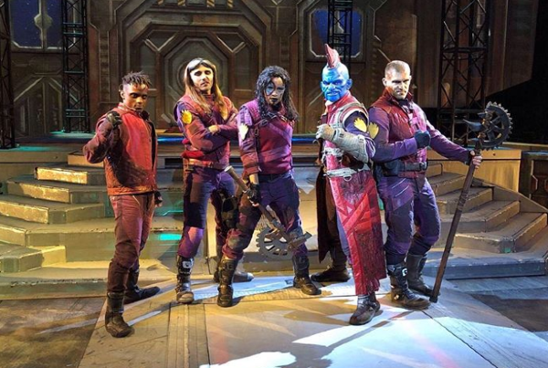 The Marvel Universe Live is coming to Dublin's 3Arena in