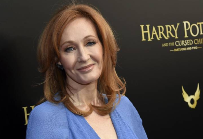 JK Rowling posts cryptic tweet about HP and the Cursed Child