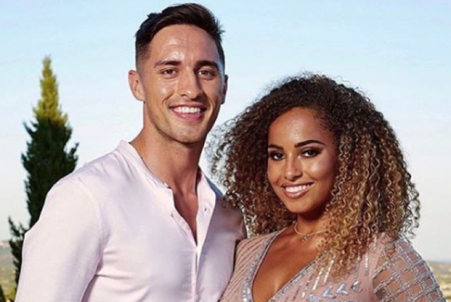 Dancing On Ice Bosses Reportedly Drop Amber Gill For Maura Higgins
