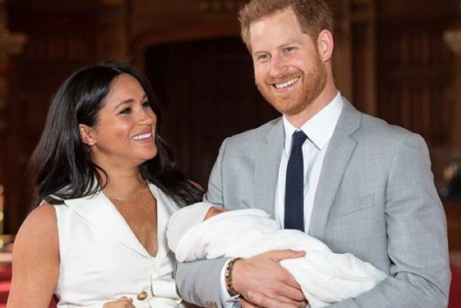 Meghan's photo tribute to Duke of Sussex