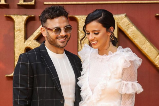 Lucy Mecklenburgh and Ryan Thomas reveal gender of their baby