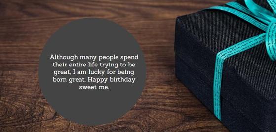 Fantastic Birthday Wishes For Myself Shemazing Personalised Birthday Cards Bromeletsinfo