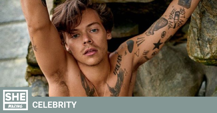 Harry Styles Has Cut His Hair And Someone Needs To Resuscitate Us Shemazing