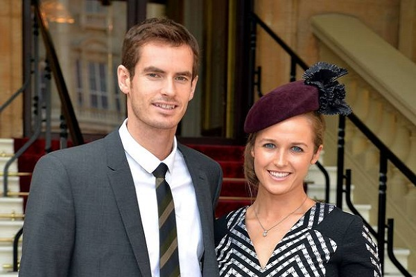 Tennis Star Andy Murray and Kim Sears Welcome Third Child