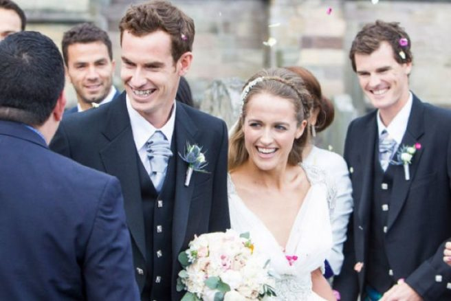 Andy Murray and wife Kim celebrate birth of their third child