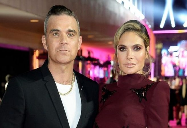 Robbie Williams And Ayda Field Welcome Fourth Child