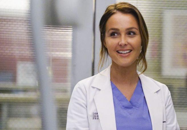 Grey's Anatomy 's Camilla Luddington Expecting Second Child: 'We Feel So Lucky'
