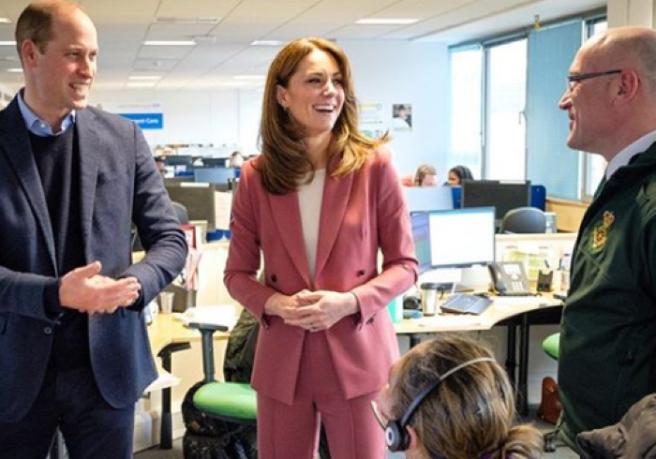 Prince William and Kate Middleton extend gratitude to UKs hospital staffers