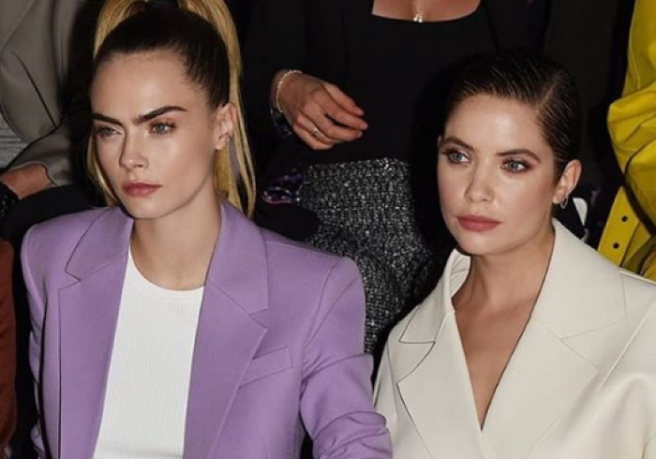 Cara Delevingne and Ashley Benson : Break after two years of love