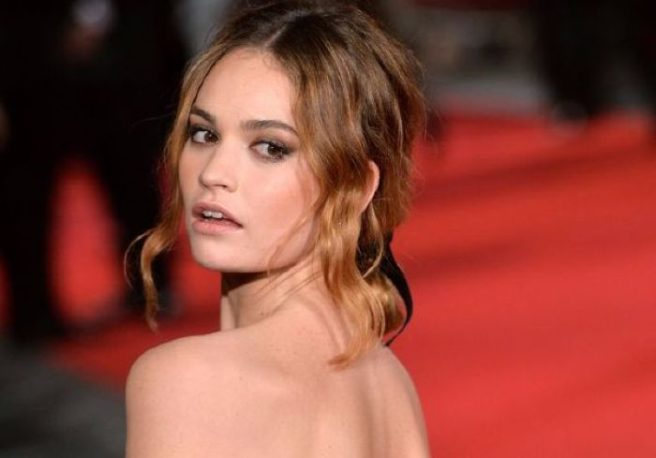 Lily James And Andrew Scott To Star In New Romantic Drama Shemazing