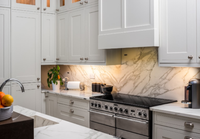 Paint Your Kitchen Cupboards, Oyster Bed Kitchen Cabinets