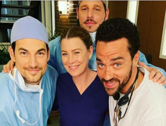 Ellen Pompeo dedicates upcoming 'Grey's Anatomy' season to health care workers
