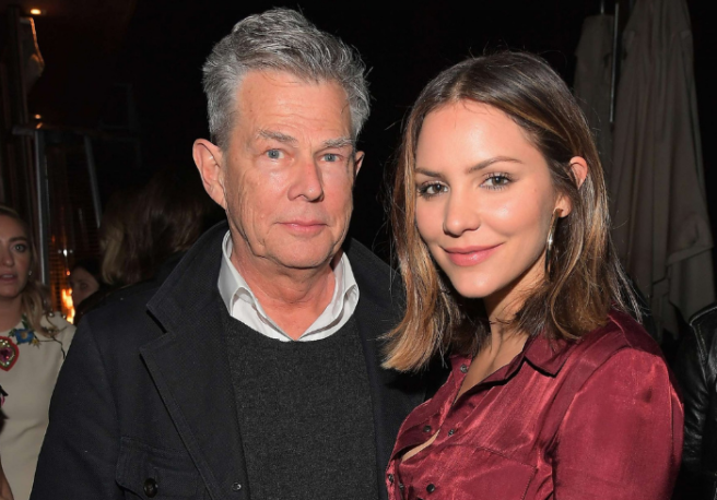 Katharine McPhee Pregnant With David Foster's Child