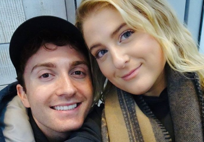 Meghan Trainor Shows the Gender of Her Daryl Sabara's First Baby
