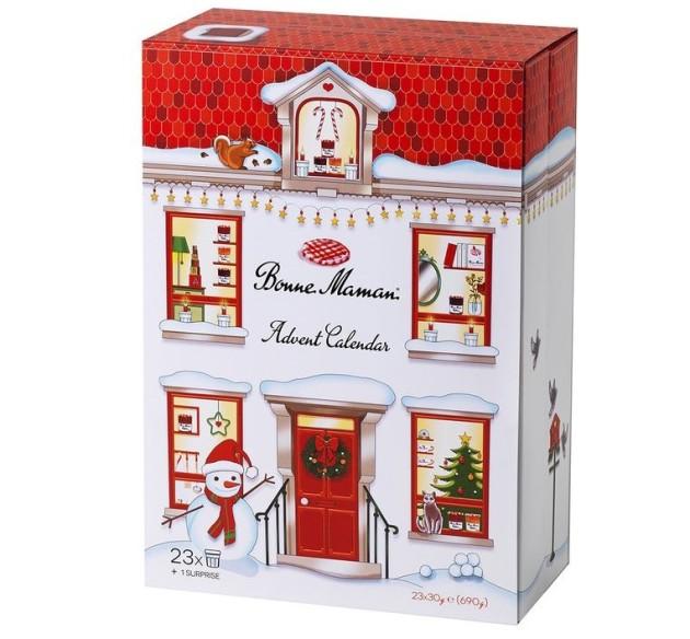Bonne Maman S Jam Advent Calendar Is Adorable Shemazing