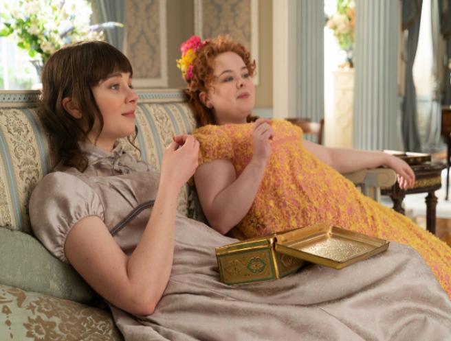 'Bridgerton' Series Delivers a Gorgeous Official Trailer