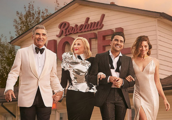 Dan Levy opens up about the possible Schitt's Creek movie | SHEmazing!