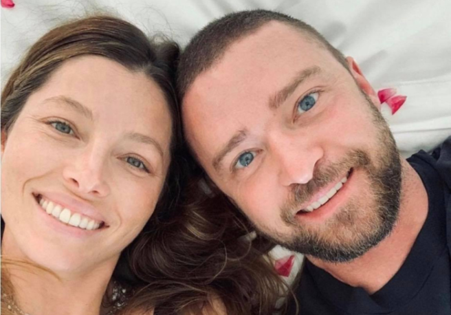 Justin Timberlake confirms he and Jessica Biel welcomed second child